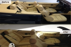 auto-BMW-full-interior-Leather-Restoration-Dyeing